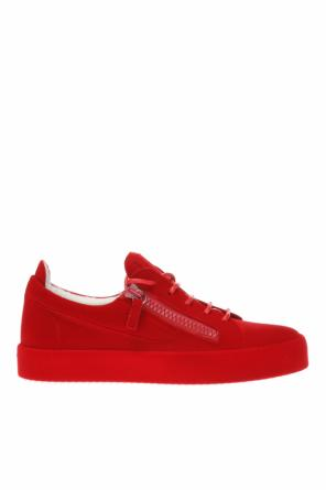 'the unfinished' sport shoes od Giuseppe Zanotti
