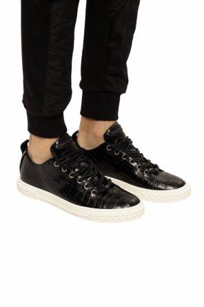 'blabber' sneakers od Giuseppe Zanotti