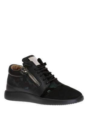 'runner' lace-up sneakers od Giuseppe Zanotti