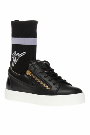 Kriss' sport shoes with a removable sock od Giuseppe Zanotti