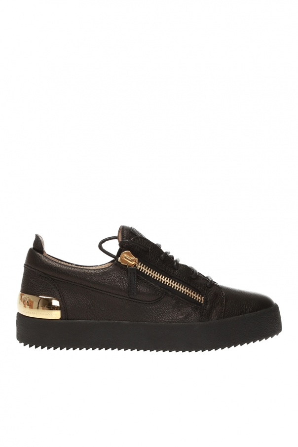 Giuseppe Zanotti Sneakers with zippers