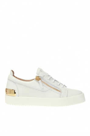 Sneakers with zippers od Giuseppe Zanotti