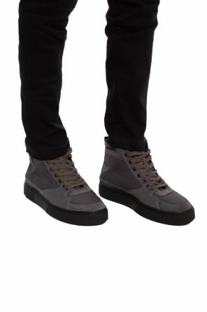 's-danny mc ii' high-top sneakers od Diesel