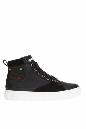 S-danny lc' high ankle sport shoes on the platform od Diesel