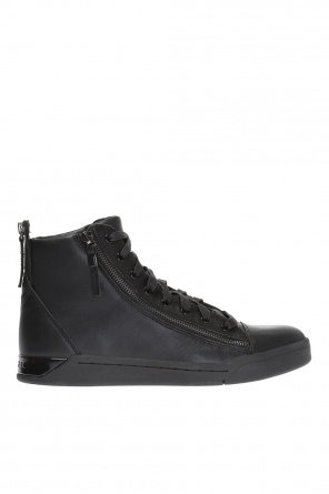 's-diamzip' high-top sneakers od Diesel