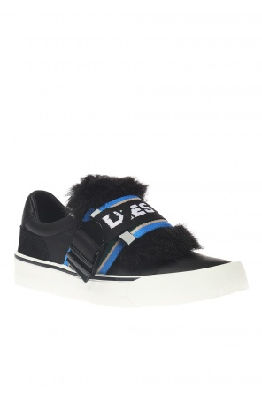 's-flip low buckle w' sport shoes od Diesel