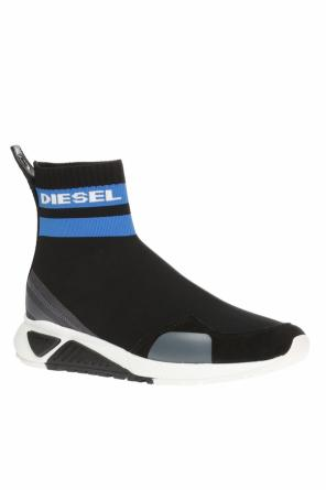S-kb sock' sport shoes with a sock od Diesel