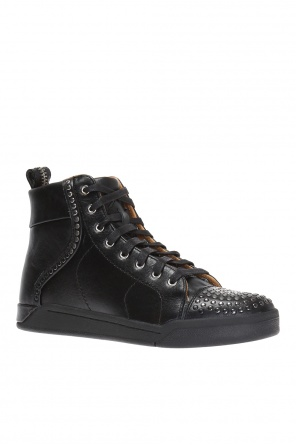 's-marquise' high-top sneakers od Diesel