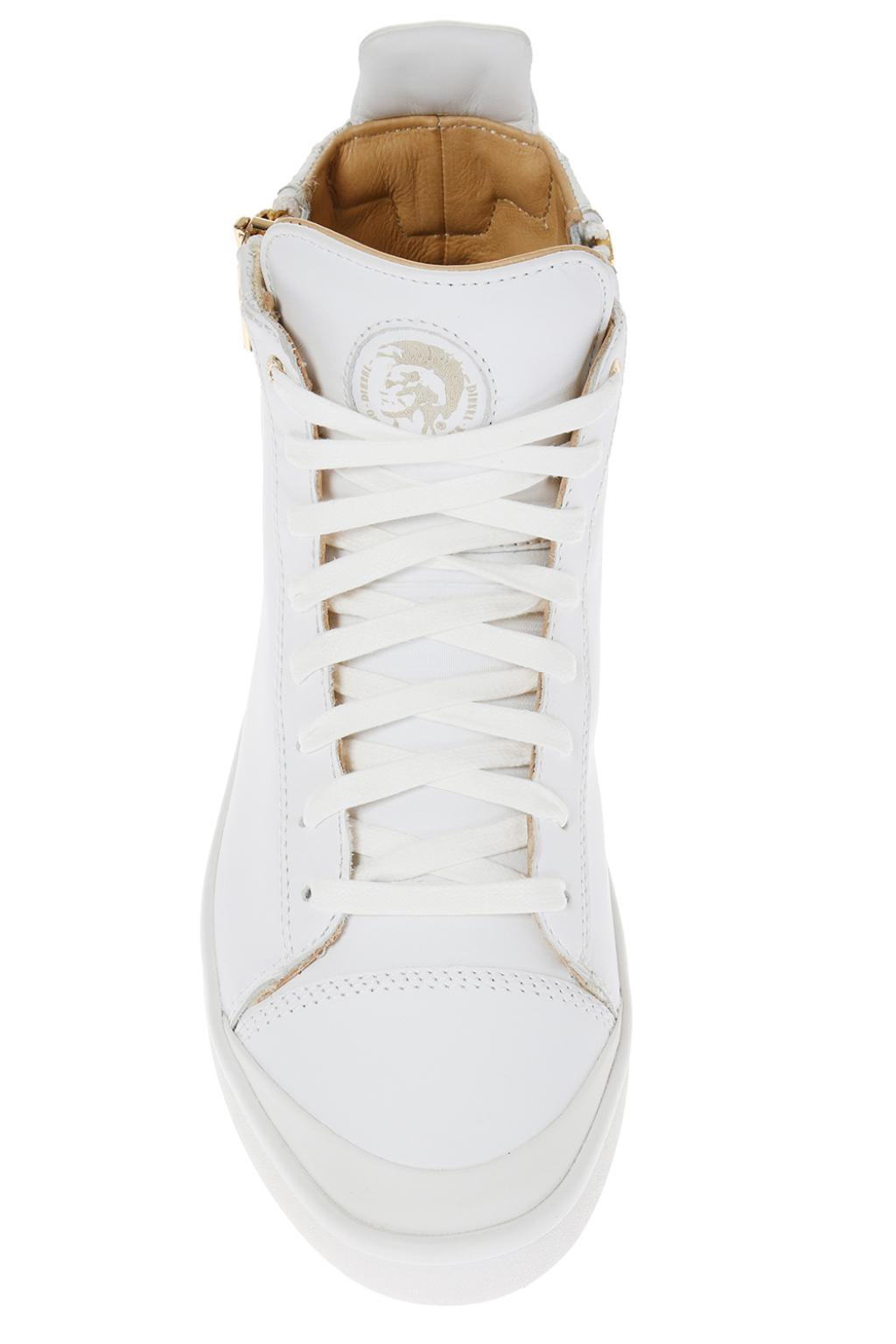 Diesel 'S-Nentish' high-top sneakers
