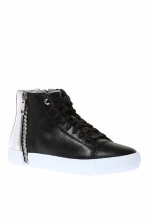 's-nentish w' high-top sneakers od Diesel