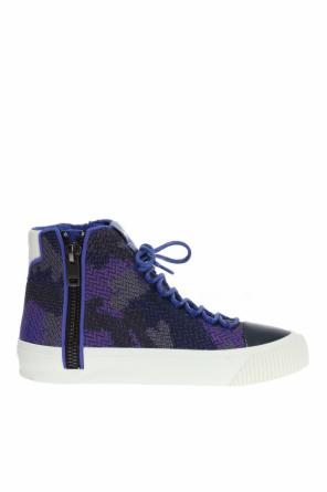 's-quest' high-top sneakers od Diesel