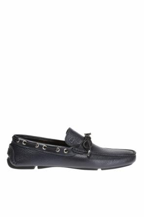Leather moccasins od Just Cavalli