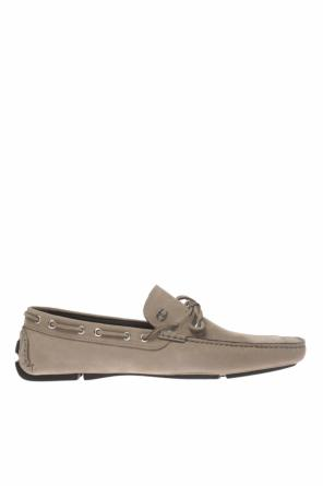 Moccasins with braided details od Just Cavalli