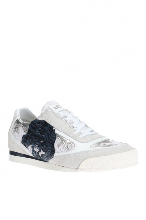 Embroidered sneakers od Just Cavalli