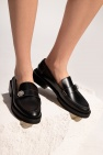 Ganni Leather loafers
