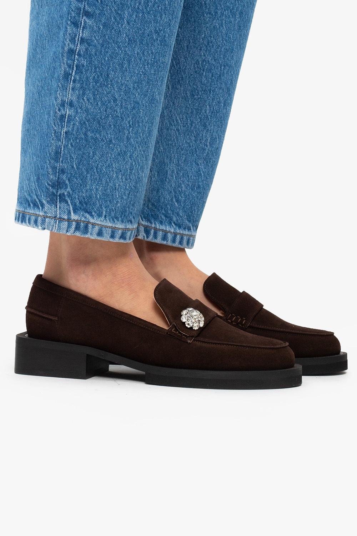 Ganni Chunky sole moccasins