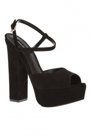 'ziggy' platform sandals od Dsquared2