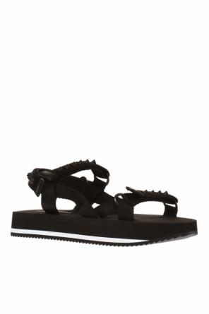 Studded 'telaviv' sandals od Dsquared2