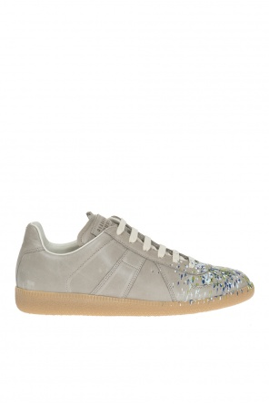 'replica' leather sneakers od Maison Margiela