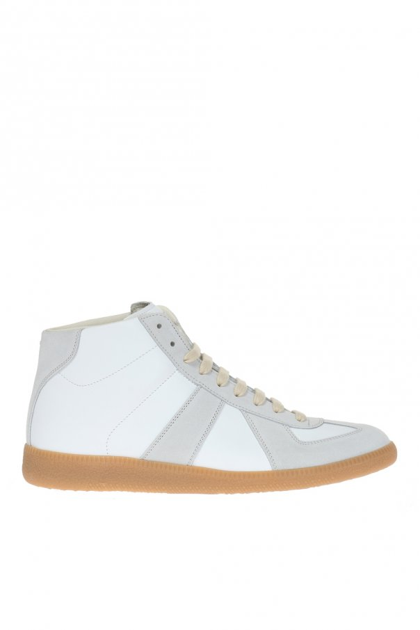 Maison Margiela Lace-up 'Replica' high-top sneakers