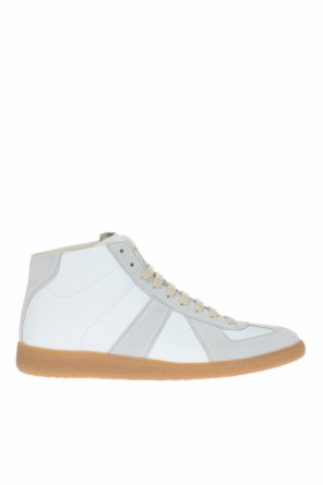 Lace-up high-top sneakers od Maison Margiela