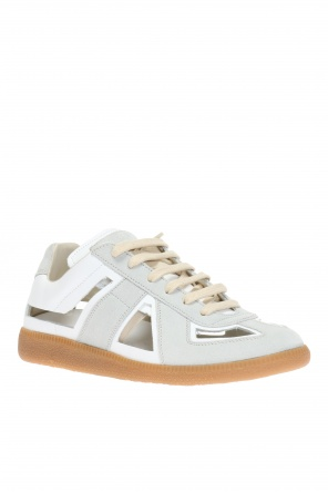 Leather sneakers od Maison Margiela