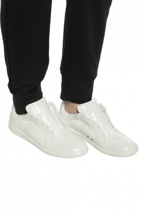 'replica' sneakers with logo od Maison Margiela