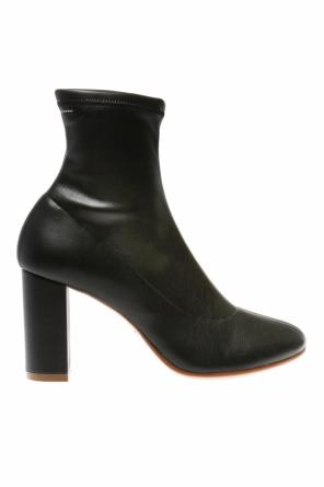 Heeled ankle boots od MM6 Maison Margiela