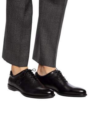 'perugia' oxford shoes od Berluti