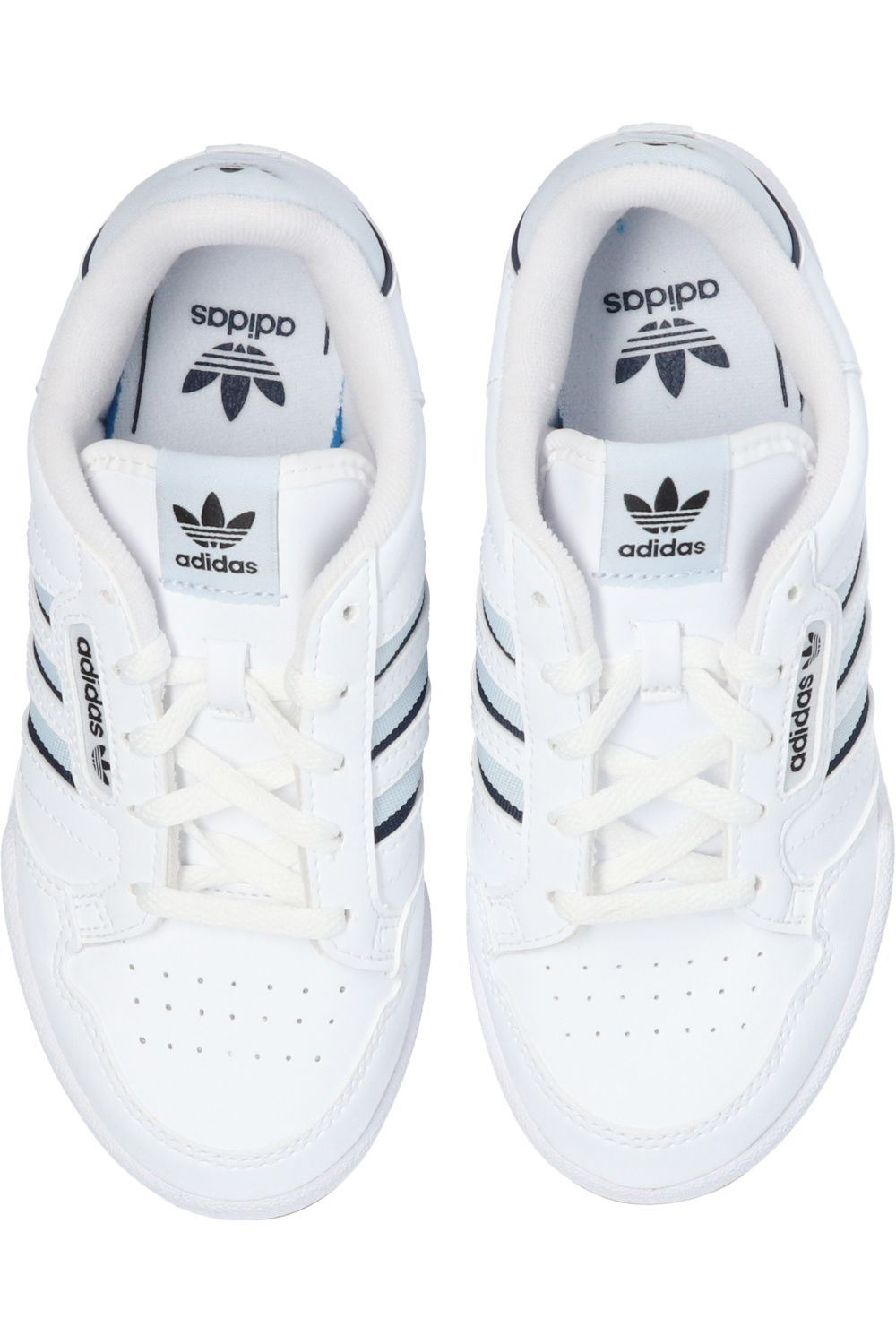 ADIDAS Kids 'Continental 80 Stripes' sneakers