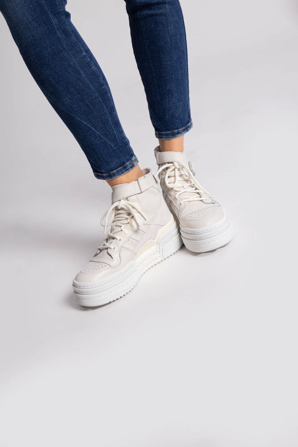 ADIDAS Originals 'Triple Platforum Hi' sneakers