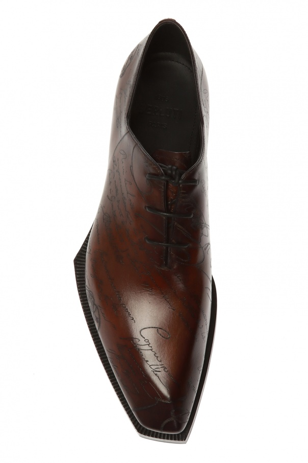 Oxford shoes od Berluti