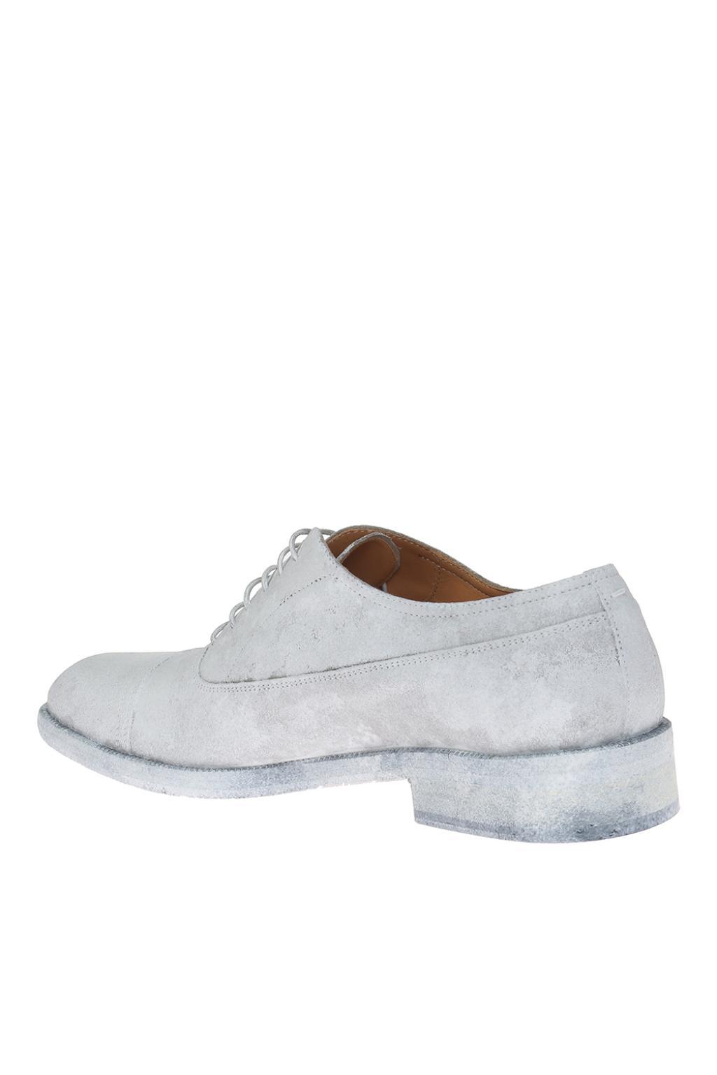 Maison Margiela Paint-splattered shoes