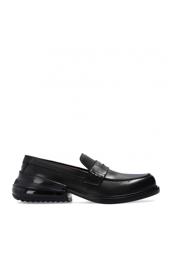 Maison Margiela Leather moccasins