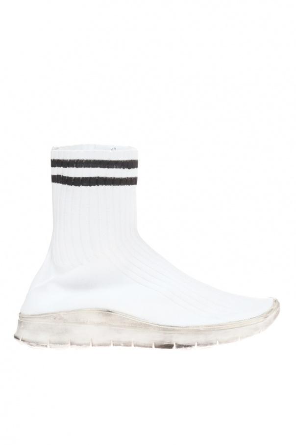 High-top sneakers with sock Maison Margiela - Vitkac shop online 2e687e17151