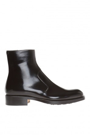 Ankle boots with stitching detail od Maison Margiela