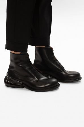Leather shoes od Maison Margiela