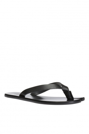 Leather flip-flops od Maison Margiela