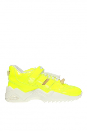 Raw-trimmed sneakers od Maison Margiela
