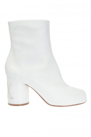 Ankle boots on decorative heel od Maison Margiela