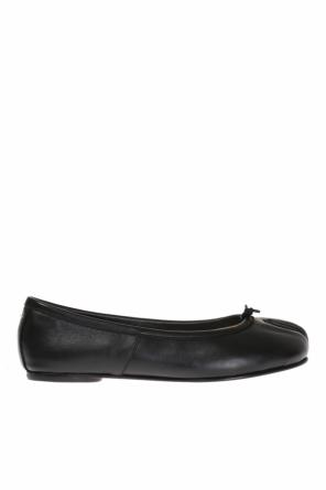 'tabi' leather ballet flats od Maison Margiela