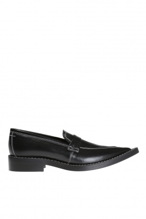 Leather loafers od MM6 Maison Margiela