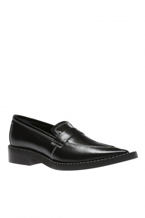 Leather loafers od Maison Margiela