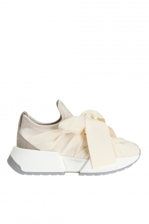 Lacing detail sneakers od Maison Margiela