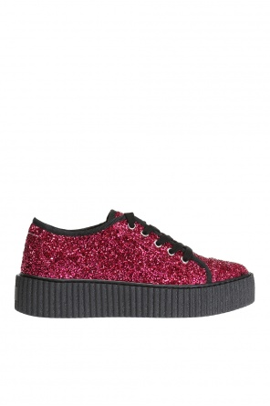 Beaded sneakers od MM6 Maison Margiela
