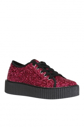 Beaded sneakers od Maison Margiela