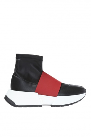 High-top sneakers od MM6 Maison Margiela