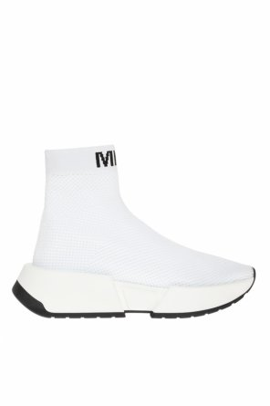Platform sneakers with sock od MM6 Maison Margiela