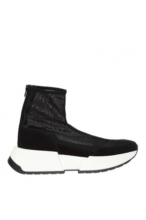 Sneakers with sock od MM6 Maison Margiela