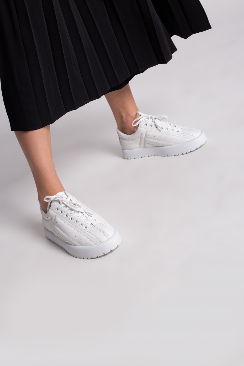 MM6 Maison Margiela Perforated sneakers